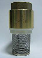 """Обратный клапан с фильтром (1"""")"""
