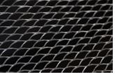 Сетка штукатурная просечно-вытяжная 17*40*0,5мм, 1,0*10,0м, оцинкованная