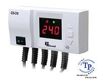 Контроллер насоса отопления и солнечного коллектора KG Elektronik CS-09