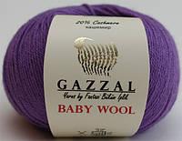 Пряжа Gazzal Baby Wool(18 цветов)