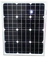Солнечная батарея Perlight 50Вт 12В монокристаллическая PLM-050M-36