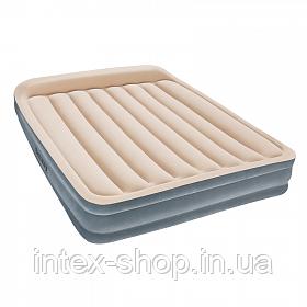 Bestway велюр-кровать 67534 (203*152*43,см) с встроенным насосом 220V, фото 2