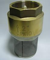 """Обратный клапан с фильтром (2"""")"""