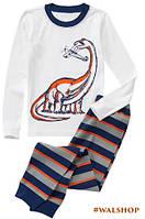 """Детская пижама Крейзи8 принт """"Динозавр """" на 10, 12 лет"""