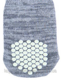 Носки для собак с противоскользящими накладками/2шт S-М
