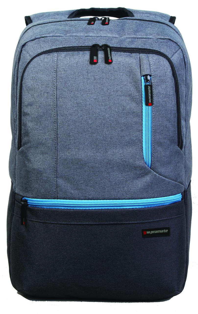"Рюкзак для ноутбука Promate Ascend-BP 15.6"" Grey"