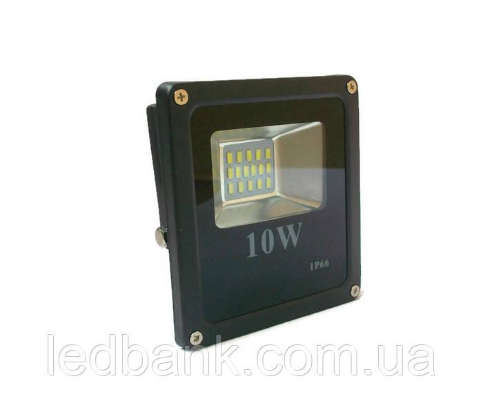 Светодиодный прожектор 10 Вт SMD LED 6000К