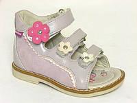Детская ортопедическая обувь босоножки Шалунишка арт.TS-8690 (Размеры: 20-25)
