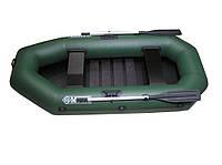 Отличная лодка для рыбалки из ПВХ Q250LS
