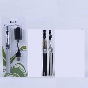 Электронная сигарета eGo СЕ-4 Electronic 1100 mAh Cigarette блистер , фото 2