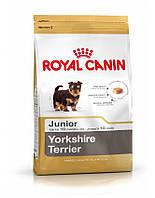 сухий корм для собак ROYAL CANIN Yorkshire terrier junior 7.5 кг