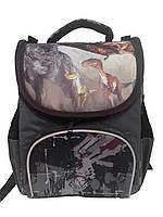 Школьный ортопедический рюкзак DINOSAUR