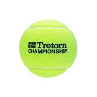 Мячи теннисные Tretorn Tournament 3 ball, фото 1
