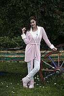 Велюровий костюм 3-ка для дому HAYS 5121