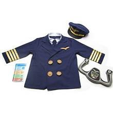 Карнавальний костюм Пілот