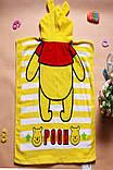 Полотенце-пончо детское , фото 7