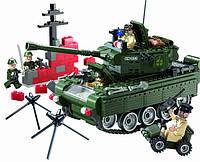 Конструктор BRICK 823 Танк, фото 1
