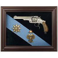 Подарок Револьвер Смит-Вессон и ордена