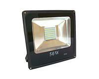 Светодиодный прожектор 50 Вт SMD LED 6000К, фото 1
