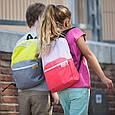 Детский прочный рюкзак 10 л. Newfeel Abeona 100 pink 567460, фото 9