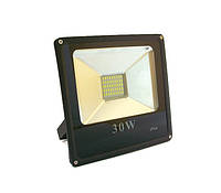 Светодиодный прожектор 30 Вт SMD LED 6000К, фото 1