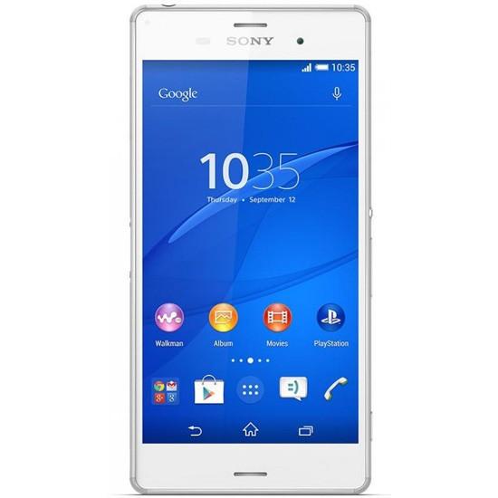 Смартфон Sony Xperia Z3 D6603 (White)
