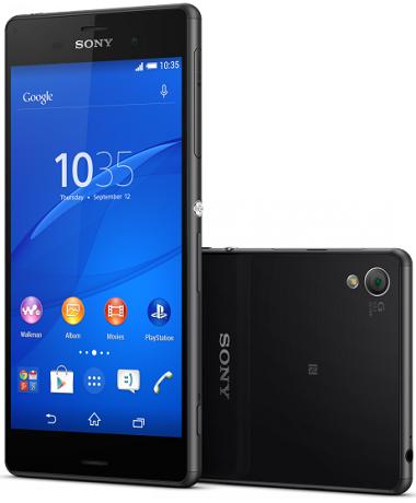 Смартфон Sony Xperia Z3 D6603 (Black)