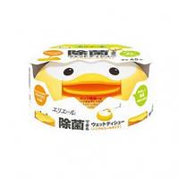 Салфетки влажные антибактериальные для младенцев Goo.N 45 шт