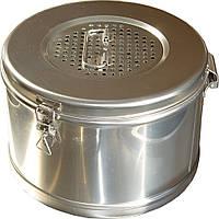 Коробка стерилизационная КСК-12