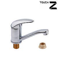 Смеситель кухонный Touch-Z Matrix-003m big 40мм