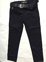 Детские штаны темно синии , одежда для мальчиков 122-146 и 152-176