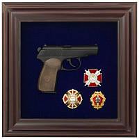 Пистолет Макарова и награды СБУ