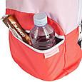 Детский прочный рюкзак 10 л. Newfeel Abeona 100 pink 567460, фото 7