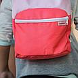 Детский прочный рюкзак 10 л. Newfeel Abeona 100 pink 567460, фото 10