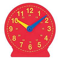 Обучающий набор Gigo ( Гиго ) Большие часы, детские настольные часы