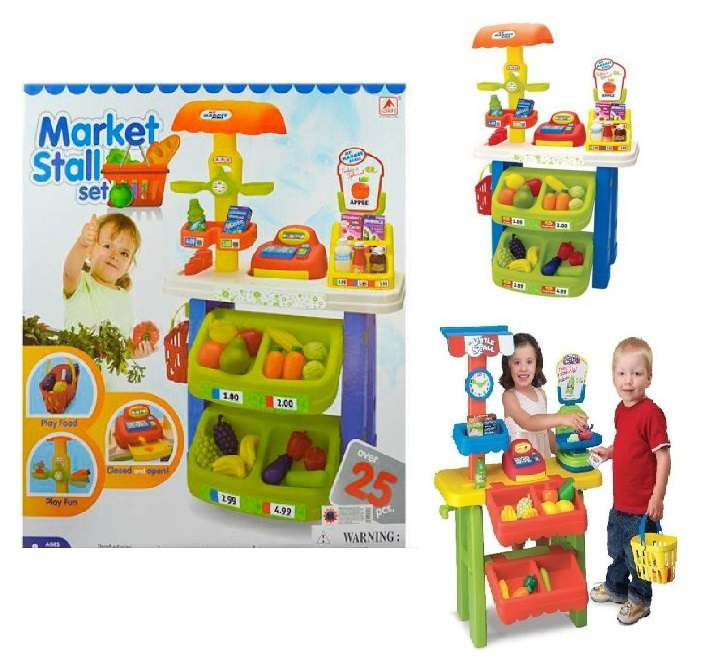 174b494a1 Детский игровой набор супермаркет магазин market stall set16655a, фото 1