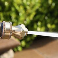 Латунный наконечник для шланга. Насадка распылитель на шланг Schmidt Brass Nozzle