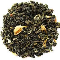 """Чай зеленый """"Серебряная улитка с жасмином"""""""