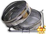 Фильтр 200мм нержавейка (выпуклый), фото 2