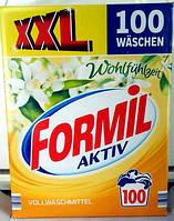 Стиральный порошок  Formil Activ  Wohlfuhlzeit 6.5 кг (100 ст)