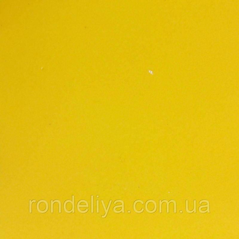 Фоамиран іранський жовтий соняшник