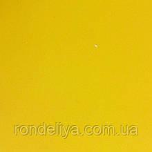 Фоамиран иранский желтый подсолнух