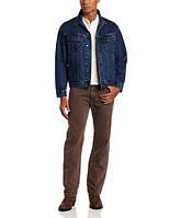 Джинсовая куртка Wrangler большого размера
