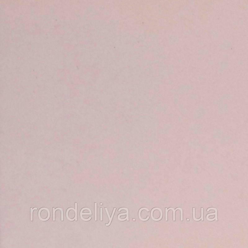 Фоамиран 20х30 см светло розовый