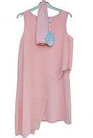 Элегантное нарядное платье с перчатками  для девочки.Marions (Турция), фото 1