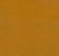 Фетр, толщина 1-2 мм, 45*50 см, цвет оранжевый охра