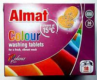 Таблетки для стирки цветного белья Almat Stein-Lift Colour-Tabs (36tabs)
