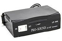 Переходник модулятор аудио и видеосигнала LF-008
