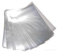 Полипропиленовые пакеты с обрезным швом