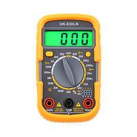 Мультиметр UK-830LN (тестер)